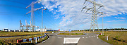 Nederland, Zuid-Holland, Rotterdam, 19-07-2015; Haven Rotterdam, Beerweg. Gigapanorama;<br />