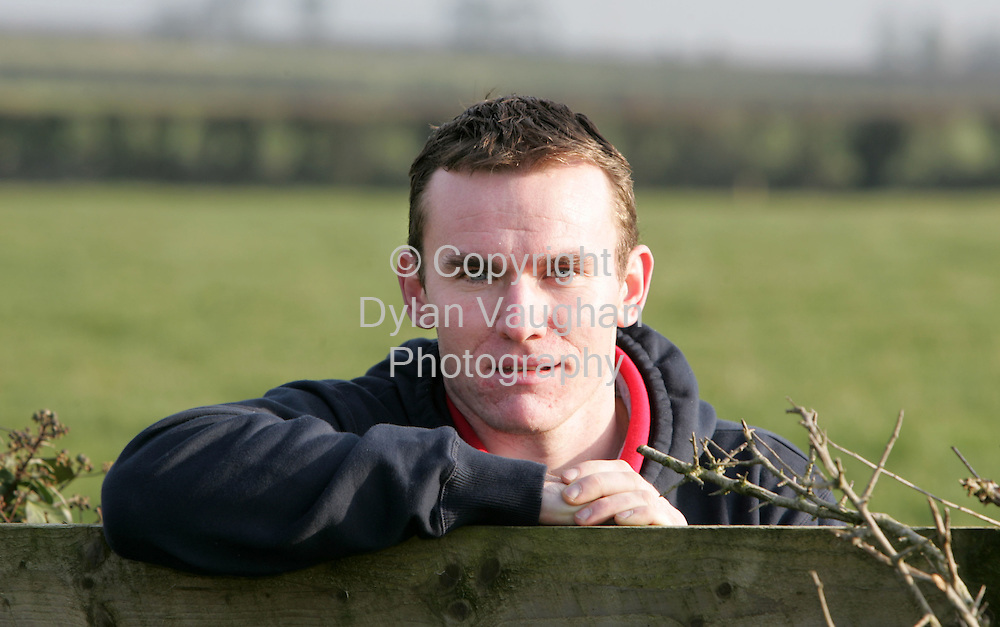 7/1/2006.Noel Hickey pictured near his home in Kilkenny..Picture Dylan Vaughan.