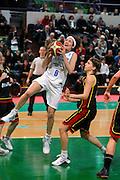 DESCRIZIONE : Priolo Additional Qualification Round Eurobasket Women 2009 Italia Belgio<br /> GIOCATORE : Simona Ballardini<br /> SQUADRA : Nazionale Italia Donne<br /> EVENTO : Qualificazioni Eurobasket Donne 2009<br /> GARA :  Italia Belgio<br /> DATA : 16/01/2009<br /> CATEGORIA : Tiro Penetrazione<br /> SPORT : Pallacanestro<br /> AUTORE : Agenzia Ciamillo-Castoria/G.Pappalardo<br /> Galleria : Fip Nazionali 2009<br /> Fotonotizia : Priolo Additional Qualification Round Eurobasket Women 2009 Italia Belgio<br /> Predefinita :