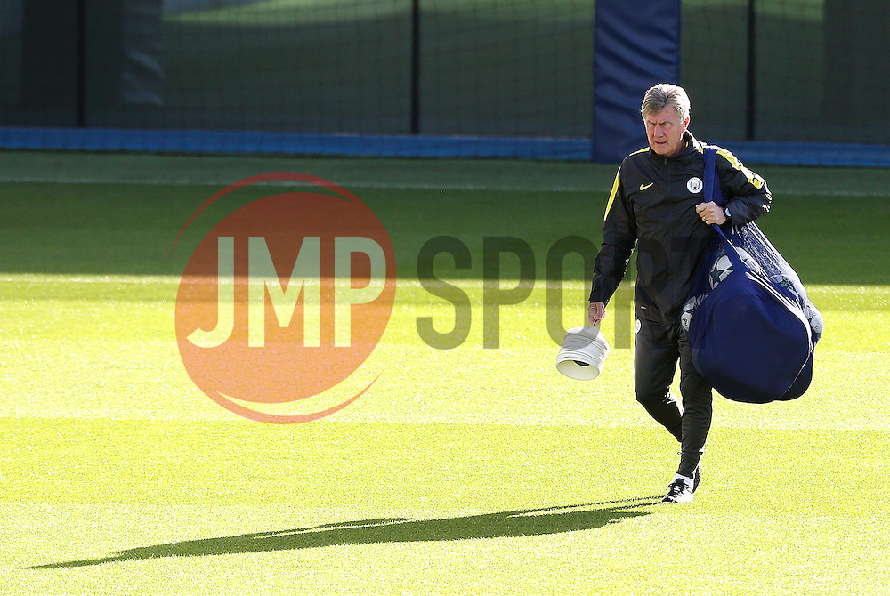 Manchester City Assistant Manager Brian Kidd - Mandatory by-line: Matt McNulty/JMP - 18/10/2016 - FOOTBALL - Manchester City - Training session ahead of Champions League qualifier against FC Barcelona