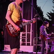 The Presidents of the United States of America performing at Solstice Music Festival, Fremont Fair 2015.