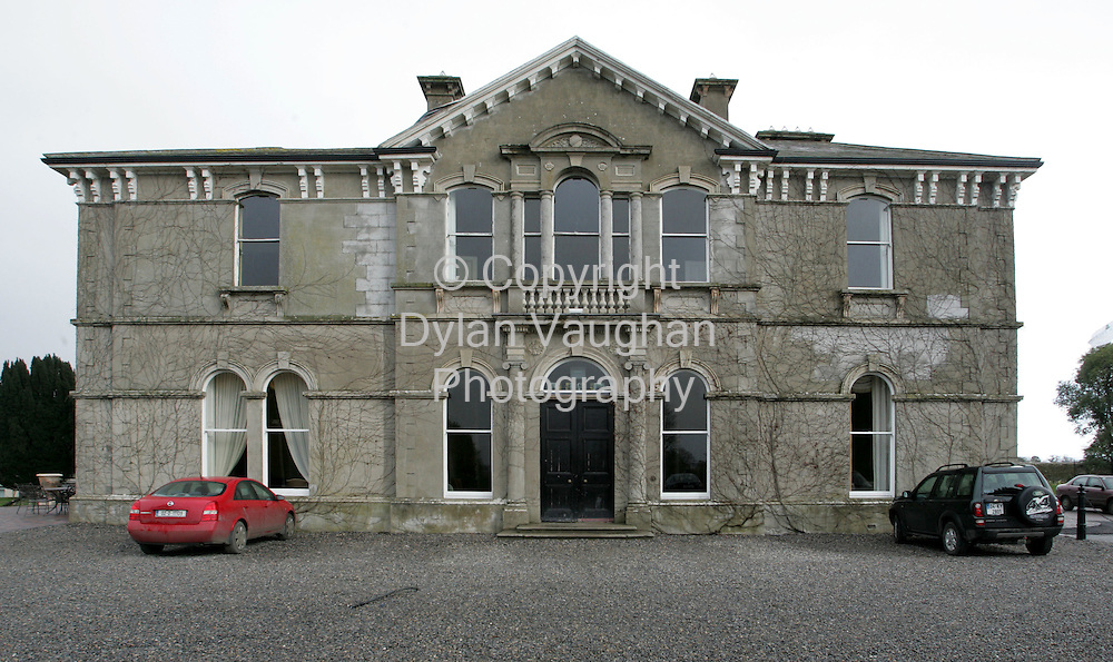15/2/2006.Lyrath House on the Carlow Road in Kilkenny..Picture Dylan Vaughan.