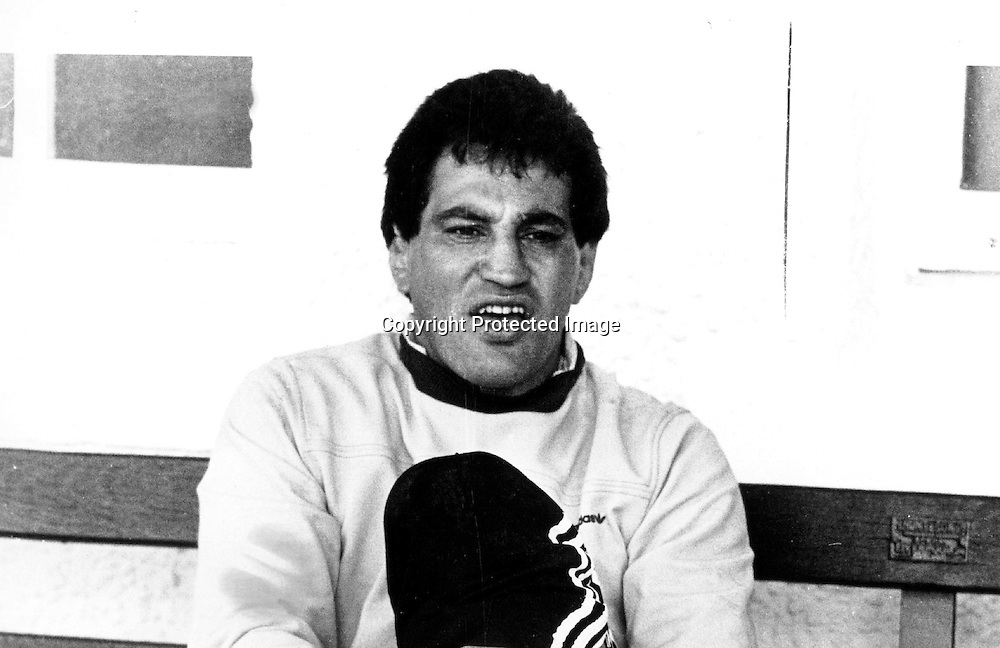 Paul Quinn - New Zealand Maori representative from 1977-1982. Photo: Photosport.co.nz