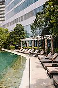 Pool and exterior, Park Hyatt Bangkok