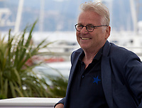 Daniel Cohn-Bendit at the La Traversee film photo call at the 71st Cannes Film Festival, Wednesday 16th May 2018, Cannes, France. Photo credit: Doreen Kennedy