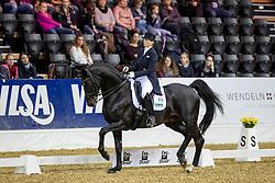 BALKENHOL Anabel (GER), Heuberger TSF<br /> Oldenburg - AGRAVIS-Cup 2018<br /> Grand Prix Special<br /> 03. November 2018<br /> © www.sportfotos-lafrentz.de/Stefan Lafrentz