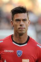 Jesper HANSEN - 23.09.2015 - Lyon / Bastia - 7eme journee de Ligue 1<br />Photo : Jean Paul Thomas / Icon Sport