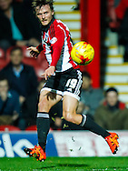 John Swift of Brentford during the Sky Bet Championship match between Brentford and Hull City at Griffin Park, London<br /> Picture by Mark D Fuller/Focus Images Ltd +44 7774 216216<br /> 03/11/2015