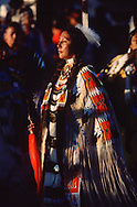 USA; Amerika; Plains indian; woman; dancer; Rose Ann Abrahamson; Lemhi; Shoshone; Sacajaweah; pow wow traditional; indian; native; culture; cultural; regalia; proud woman