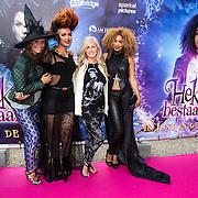 NLD/Ede/20140615 - Premiere film Heksen bestaan niet, Leontien Borsato - Ruiters, Eva Simons , Do , Dominique van Hulst en Sharon Doorson