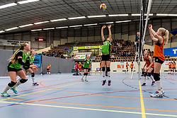 31-03-2018 NED: Finale D Volleybaldirect Open, Beverwijk<br /> 16 teams van meisjes en jongens D streden om het Nederlands Kampioenschap / Sudosa Desto