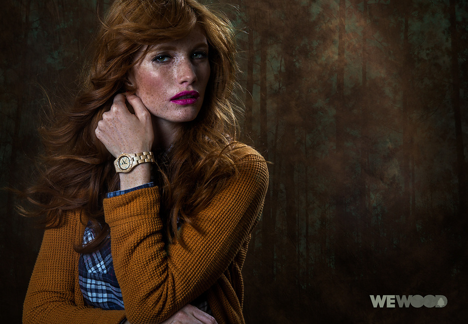 WEWOOD fall 2013 campaign.