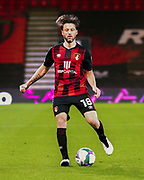 Harry Arter (18) of AFC Bournemouth during the EFL Cup match between Bournemouth and Crystal Palace at the Vitality Stadium, Bournemouth, England on 15 September 2020.