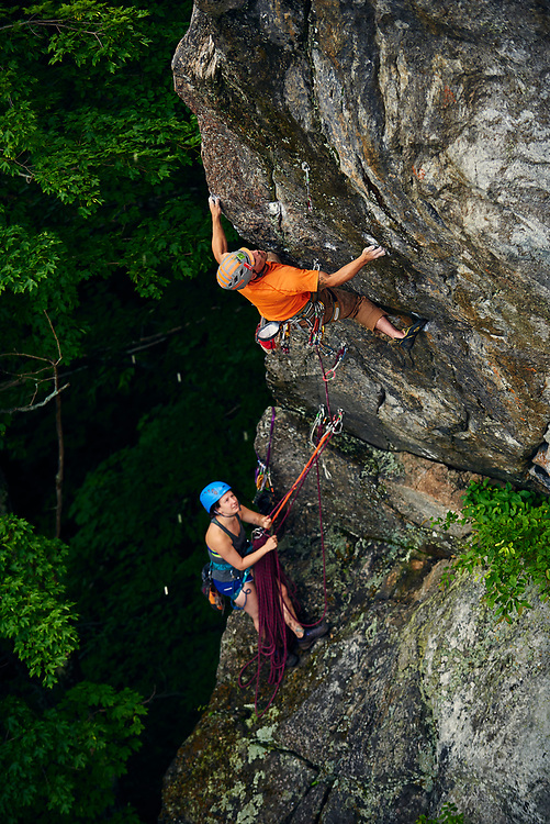 North Baldcap Mountain - Lost Boys Crag, The Flying Moose Project, Success New Hampshire