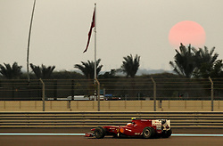 Motorsports / Formula 1: World Championship 2010, GP of Abu Dhabi, 08 Fernando Alonso (ESP, Scuderia Ferrari Marlboro),