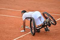 Stephane HOUDET - 03.06.2015 - Jour 11 - Roland Garros 2015<br />Photo : Dave Winter / Icon Sport