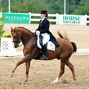 Ashley Bell and Corgan at the 2009 Cornerstone Summer Classic in Palgrave, Ontario.