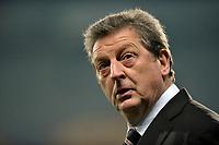 L'allenatore Roy Hodgson (Fulham)<br /> Torino 11/03/2010 Stadio Olimpico<br /> Juventus Fulham FC - UEFA Europa League 2009-10.<br /> Foto Giorgio Perottino / Insidefoto