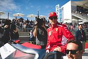 October 18-21, 2018: United States Grand Prix. Valtteri Bottas (FIN), Mercedes AMG Petronas Motorsport, F1 W09 EQ Power+
