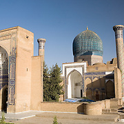 Guri Amir Mausoleum (Timur's Mausoleum), Samarkand