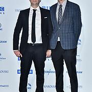 Dekel Berenson, Merlin Merton attends the 22nd British Independent Film Awards at Old Billingsgate on December 01, 2019 in London, England.