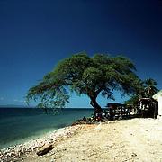 The beach at Luly, Haiti.
