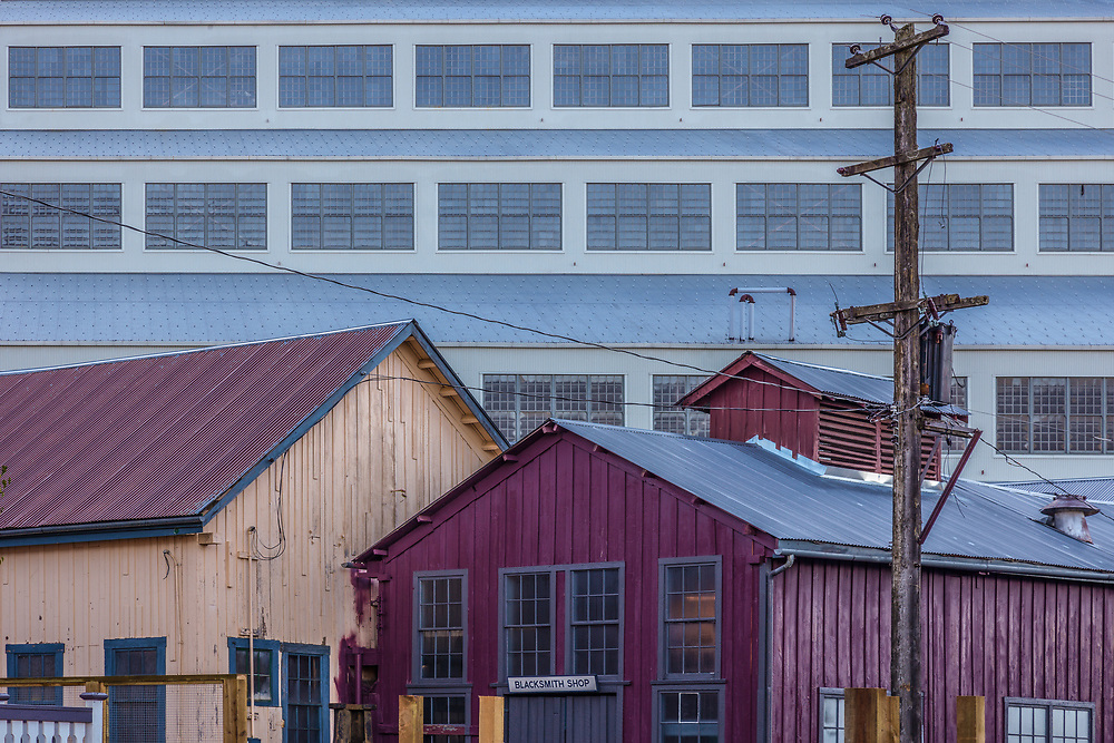 Britannia Mine Museum, Squamish, British Columbia   Ratio Architecture   2010