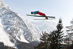 19.03.2010, Planica, Kranjska Gora, SLO, FIS SKI Flying World Championships 2010, Flying Hill Individual, im Bild Thomas Morgenstern, ( AUT, #38 ), EXPA Pictures © 2010, PhotoCredit: EXPA/ J. Groder / SPORTIDA PHOTO AGENCY
