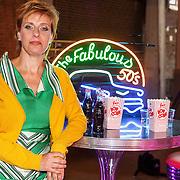 NLD/Amsterdam/20150508 - Perspresentatie Grease, Mylene D'Anjou