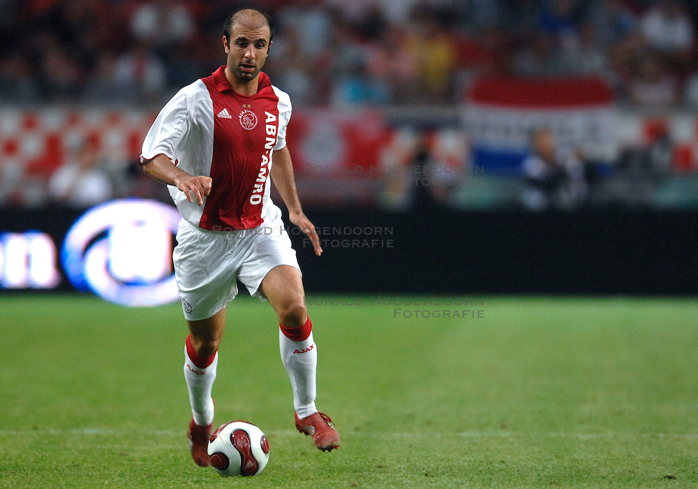 04-08-2007 VOETBAL: LG AMSTERDAM TOURNAMENT: AJAX - ARSENAL: AMSTERDAM<br /> Ajax verliest met 1-0 van Arsenal / Kennedy<br /> &copy;2007-WWW.FOTOHOOGENDOORN.NL