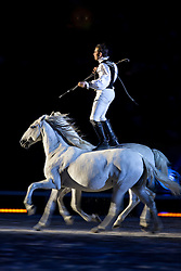 Lorenzo - Opening Ceremony - Alltech FEI World Equestrian Games™ 2014 - Normandy, France.<br /> © Hippo Foto Team - Leanjo de Koster<br /> 24/06/14