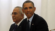 MAR 21 2013 Barack Obama Israel Visit