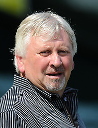 Paul Sturrock, Manager of Yeovil Town - Photo mandatory by-line: Harry Trump/JMP - Mobile: 07966 386802 - 22/08/15 - SPORT - FOOTBALL - Sky Bet League Two - Yeovil Town v Luton Town - Huish Park, Yeovil, England.