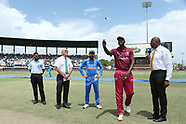 Cricket - West Indies v India 1st ODI at Guyana 8th August 2019