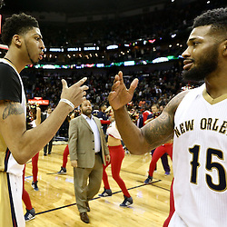 02-25-2016 Oklahoma City Thunder at New Orleans Pelicans