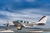 Beechcraft Baron 58 N3058R
