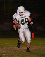 Laconia Football versus Kingswood October 15, 2011.