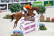 Gerco Schroder - Glock's London N.O.P.<br /> Alltech FEI World Equestrian Games™ 2014 - Normandy, France.<br /> © DigiShots