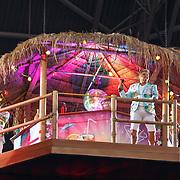 NLD/Amsterdam/20150530 - Toppers concert 2015 Crazy Summer edition, aankomst Gerard Joling, Rene Froger en Jeroen van der Boom