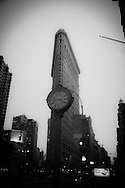 New york - Flatiron building  on 23rd street and fifth avenue ;    United states  Manhattan