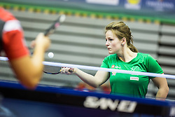 MEGLIC Barbara of Slovenia during SPINT 2018 Table Tennis world championship for the Disabled, Day Two, on October 18th, 2018, in Dvorana Zlatorog, Celje, Slovenia. . Photo by Grega Valancic / Sportida