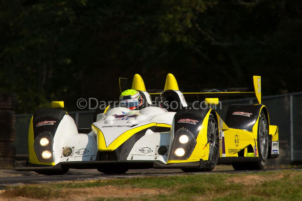 #7 Merchant Services Racing Oreca FLM09: Tony Burgess, Pablo Sanchez