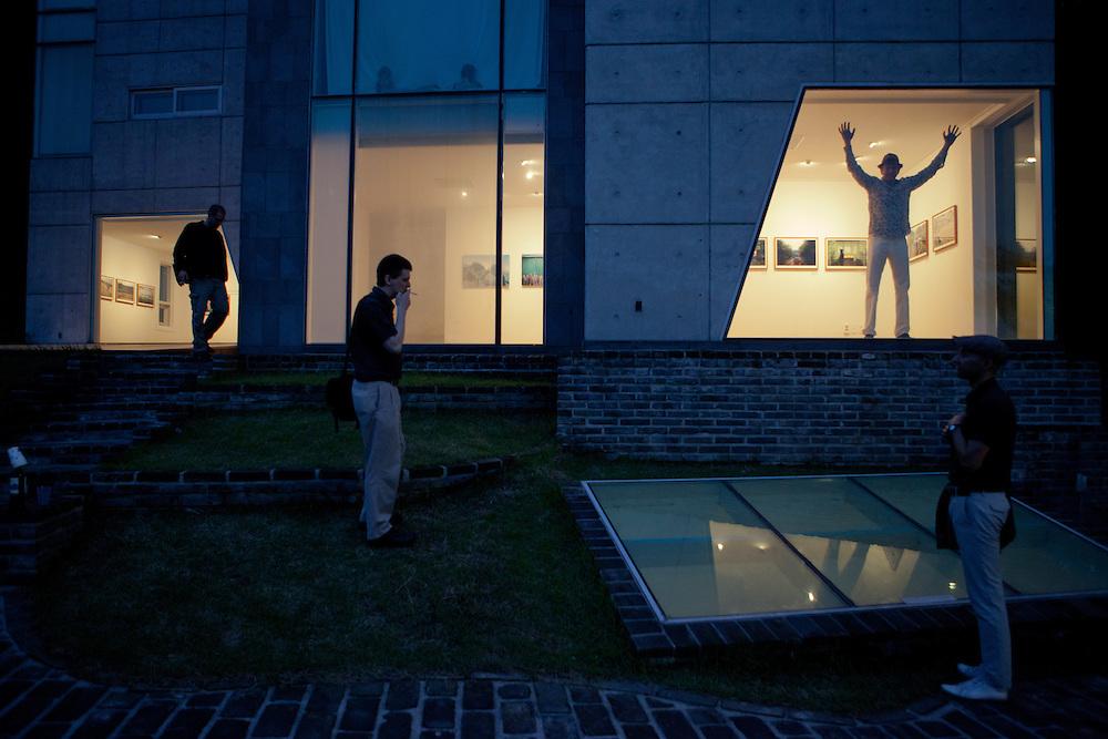 Exhinition of Walter Bergmoser/Björn Steinz at Zaha Museum, Seoul
