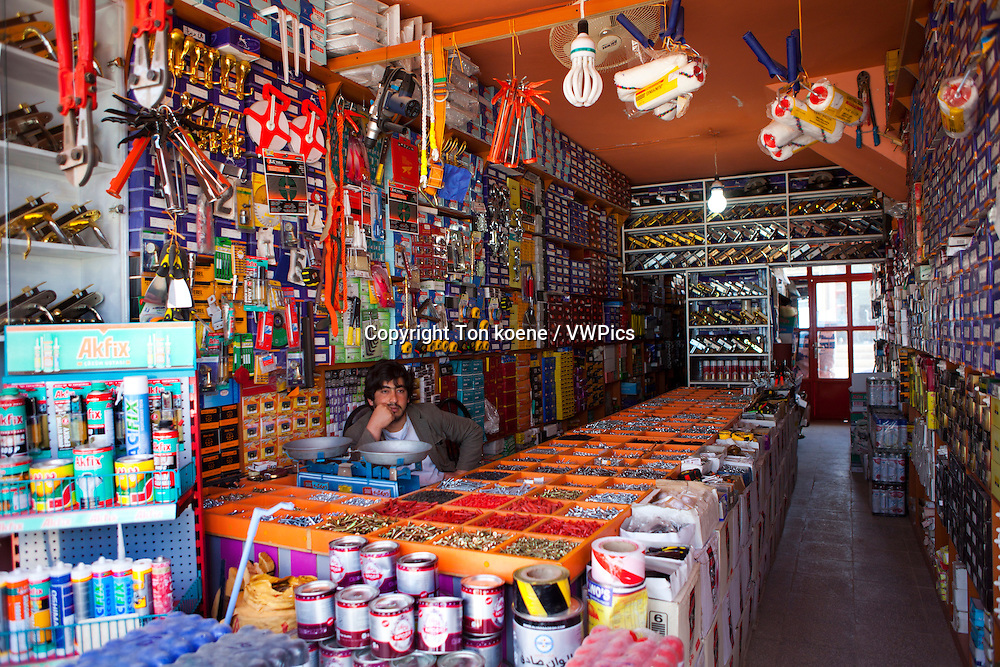 shop in herat, Afghanistan
