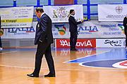 Andrea Capobianco<br /> Italia Italy - Repubblica Ceca Czech Republic<br /> FIBA Women's Eurobasket 2021 Qualifiers<br /> FIP2019 Femminile Senior<br /> Cagliari, 14/11/2019<br /> Foto L.Canu / Ciamillo-Castoria
