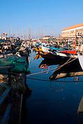 Israel, Tel Aviv, Jaffa the old fishermen's port in Old Jaffa