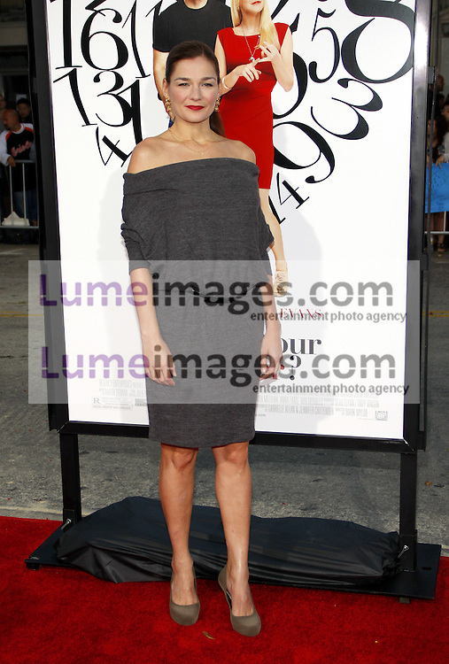 WESTWOOD, CA - SEPTEMBER 19, 2011: Heather Burns at the Los Angeles premiere of 'What's Your Number?' held at the Westwood Village Theater in Westwood, USA on September 19, 2011.