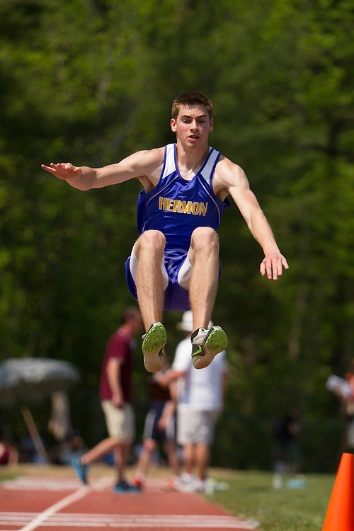 boys long jump, Maine State Track & FIeld Meet - Class B