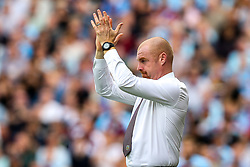Burnley manager Sean Dyche - Mandatory by-line: Robbie Stephenson/JMP - 02/09/2018 - FOOTBALL - Turf Moor - Burnley, England - Burnley v Manchester United - Premier League
