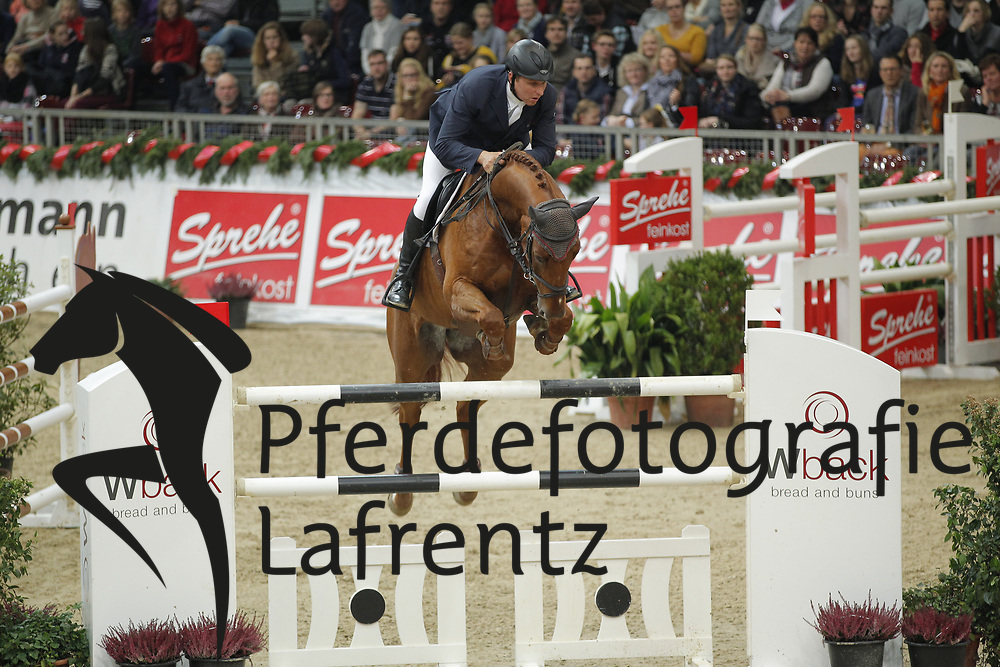 Heyer, Joachim, Aquarell PW<br /> Oldenburger Pferdetage 2012<br /> © www.sportfotos-lafrentz.de/ Stefan Lafrentz